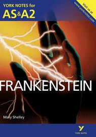 Frankenstein: York Notes for AS & A2 by Glennis Byron