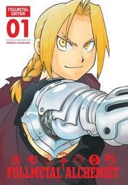 Fullmetal Alchemist: Fullmetal Edition, Vol. 1 by Hiromu Arakawa