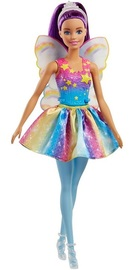 Barbie: Dreamtopia Fairy Doll - Purple Hair