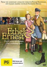 Ethel & Ernest on Blu-ray
