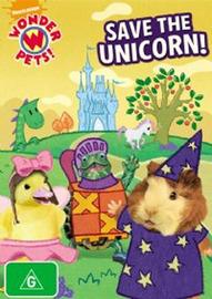 Wonder Pets: Save the Unicorn! on DVD
