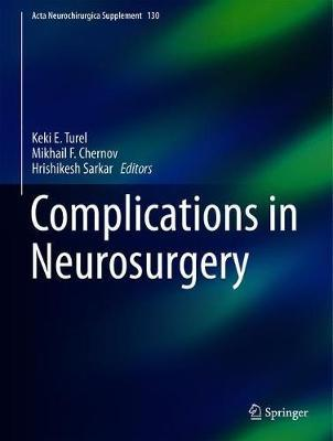 Complications in Neurosurgery