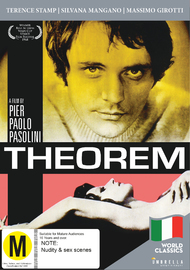 Theorem on DVD image