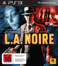L.A. Noire for PS3 image