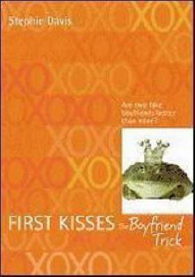 The Boyfriend Trick by Stephie Davis image