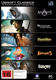 Ubisoft Classics (5 Games) for PC image