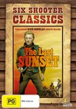 Six Shooter Classics - The Last Sunset DVD