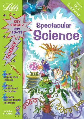Spectacular Science by Lynn Huggins Cooper