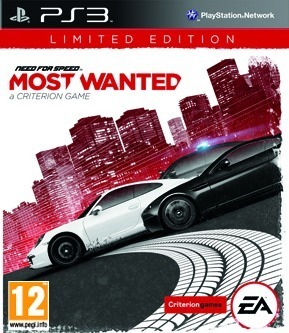 Need for Speed Most Wanted Limited Edition for PS3