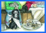 Hairy Maclary 35 Piece Frame Tray Puzzle - Waiting At The Vets