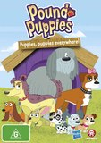 Pound Puppies: Puppies, Puppies Everywhere on DVD