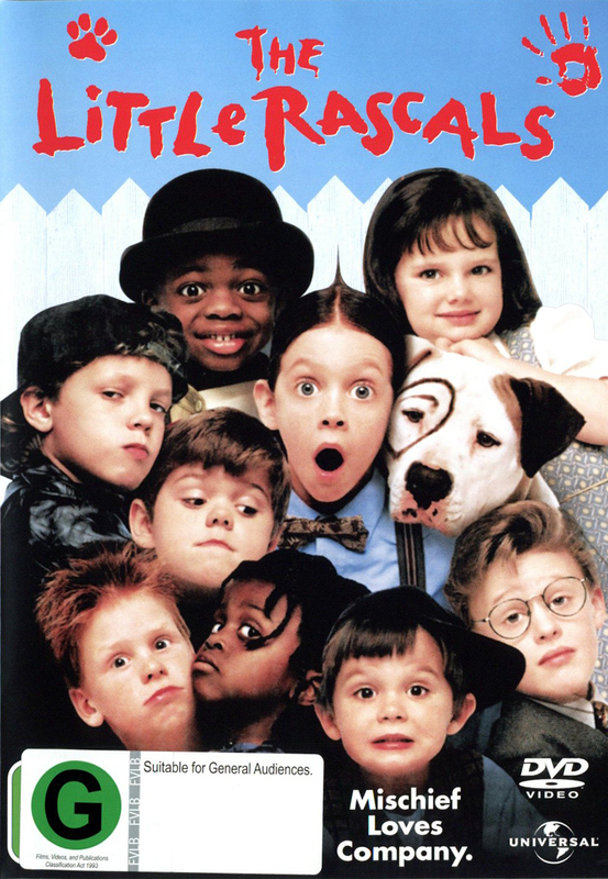 The Little Rascals on DVD