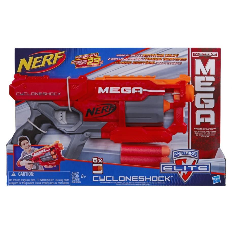 Nerf: Elite - Mega CycloneShock Blaster image