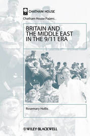Britain and the Middle East in the 9/11 Era by Rosemary Hollis image