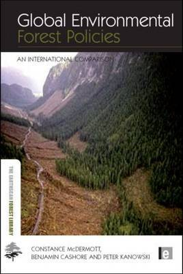 Global Environmental Forest Policies by Constance McDermott image