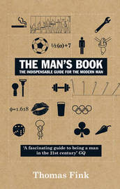 The Man's Book by Thomas Fink image