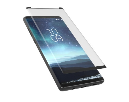 ZAGG InvisibleShield Glass Contour CF - Note 8 image