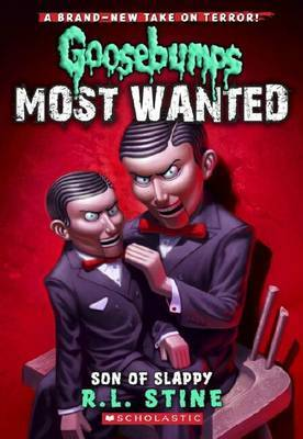 Son of Slappy (Goosebumps Most Wanted #2) by R.L. Stine image
