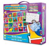 Puzzle Doubles - Let's Learn Shapes & Colours