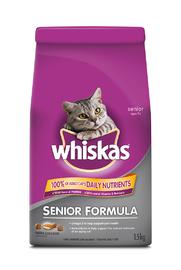 Whiskas Senior Formula (1.5kg)