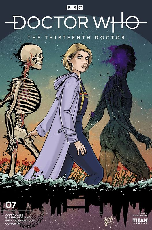 Doctor Who: The 13th Doctor - #7 (Cover A) by Jody Houser