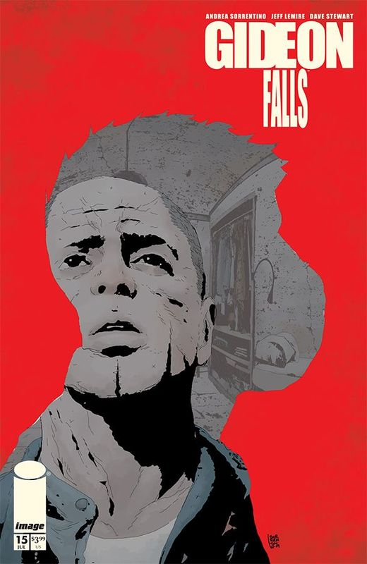 Gideon Falls - #15 (Cover A) by Jeff Lemire
