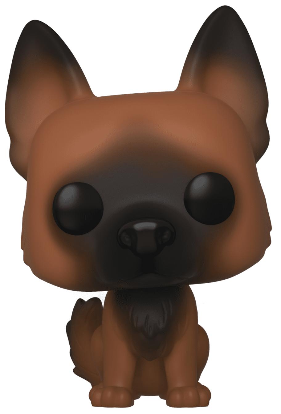 The Walking Dead - Dog Pop! Vinyl Figure image