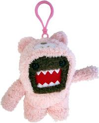Domo Teddy Bear Clip-on / Keyring Plush