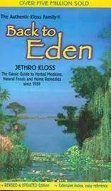 Back to Eden by Jethro Kloss