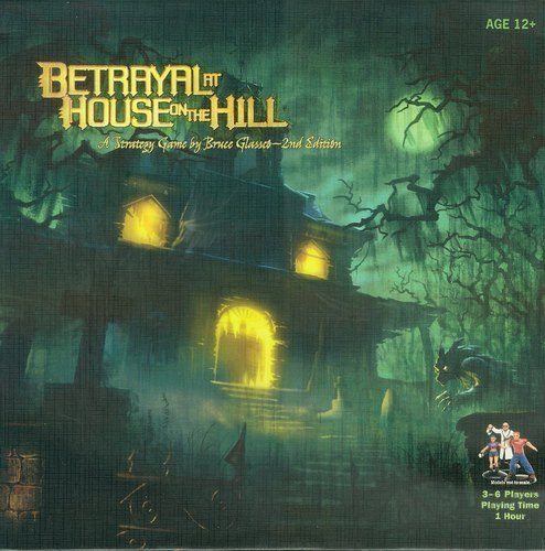 Betrayal at House on the Hill - Board Game