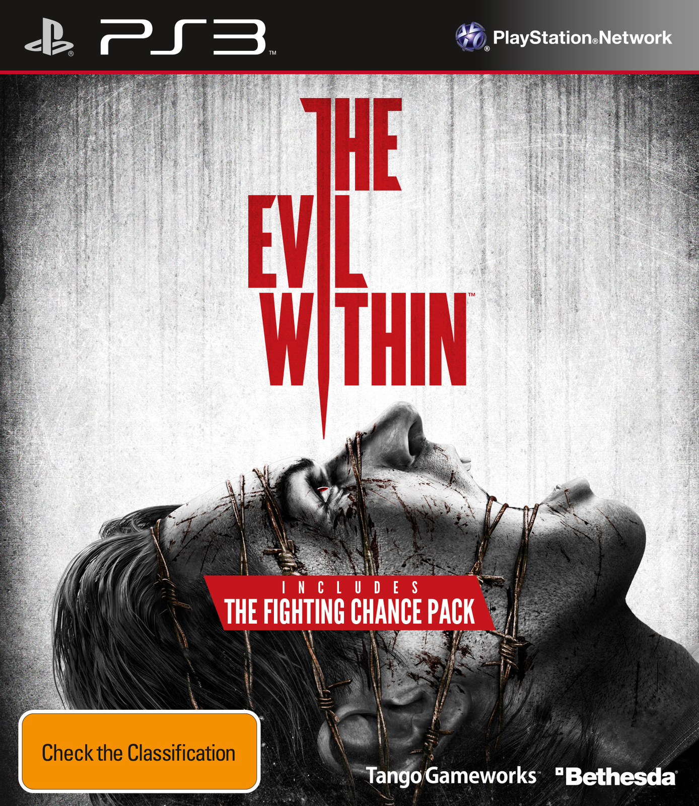 The Evil Within for PS3 image