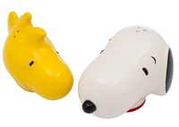 Peanuts: Snoopy & Woodstock - Ceramic Salt & Pepper Set image