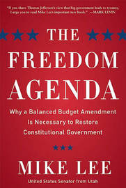 The Freedom Agenda by Mike Lee image