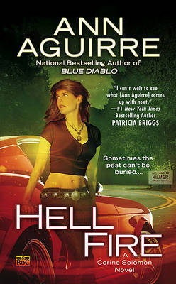 Hell Fire by Ann Aguirre image