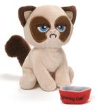Box O Grump: Everyday Grumpy Cat Plush