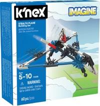 K'Nex: Stealth Plane Starter Vehicle
