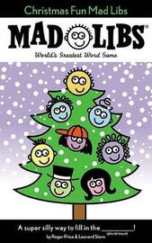 Christmas Fund Mad Libs by Roger Price