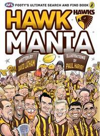 AFL: Hawk Mania: Footy's Ultimate Search and Find Book by Nick Maxwell