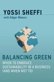 Balancing Green by Yossi Sheffi