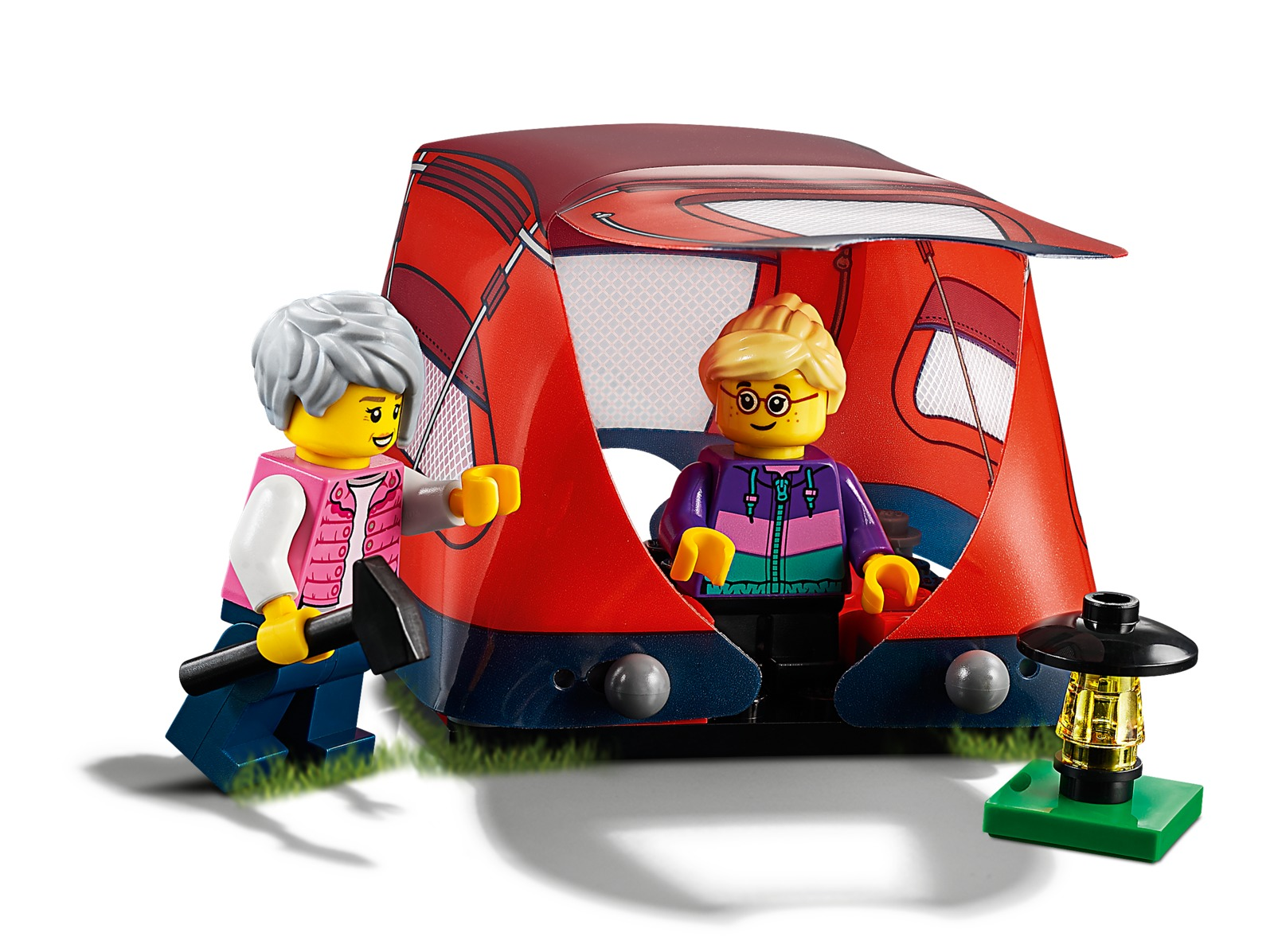 LEGO City - People Pack Outdoor Adventures (60202) image