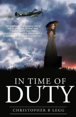 In Time of Duty by Christopher Brian Legg image
