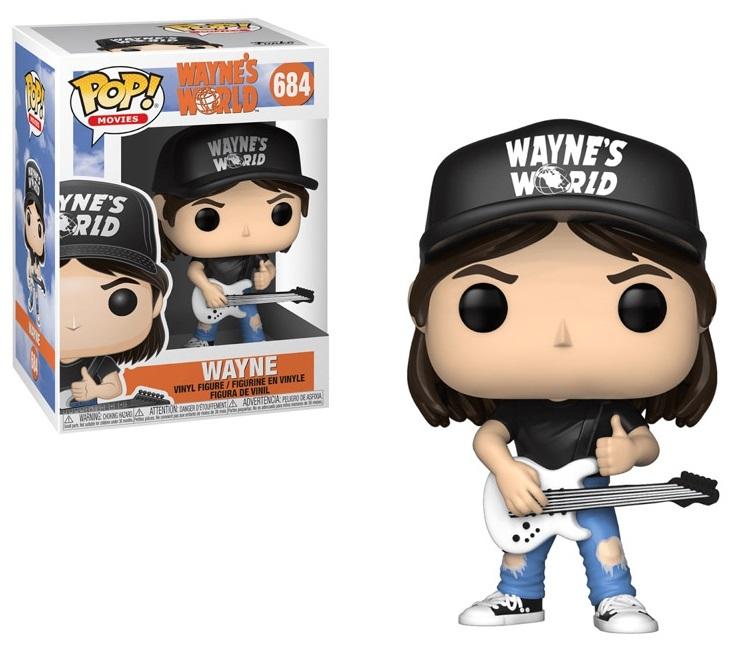 Wayne's World - Wayne Pop! Vinyl Figure image