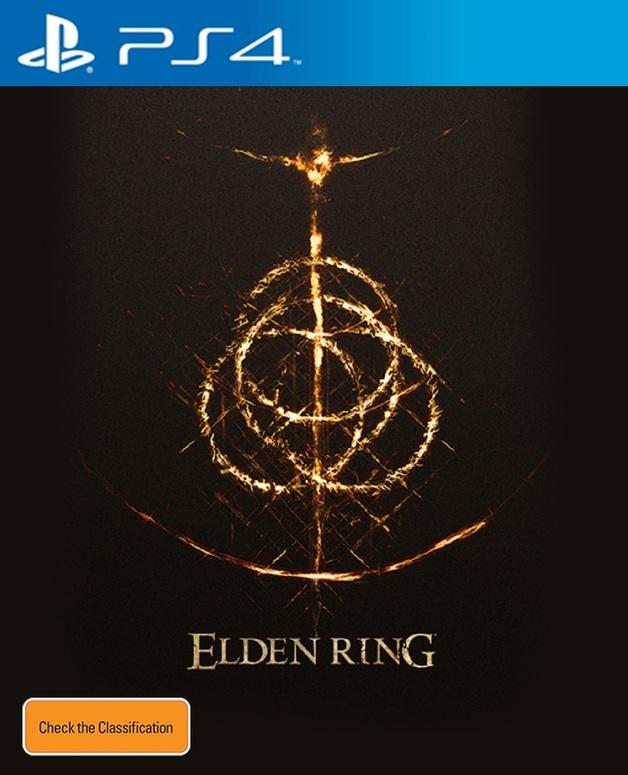 Elden Ring for PS4