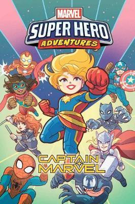Marvel Super Hero Adventures: Captain Marvel by Marvel Comics