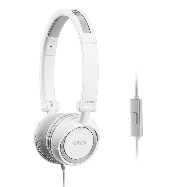 Edifier P650 On-Ear Travel Headphones