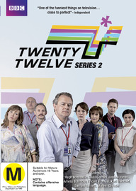 Twenty Twelve - Series 2 on DVD