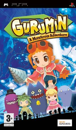 Gurumin: A Monstrous Adventure for PSP