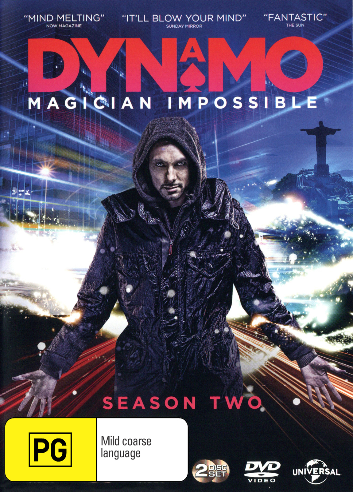 Dynamo: Magician Impossible - Season 2 on DVD image