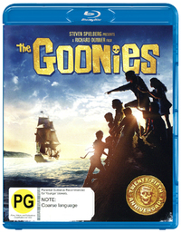 The Goonies: 25th Anniversary Edition on Blu-ray