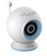 D-Link DCS-825L Wi-Fi Baby Camera